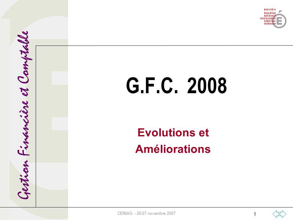 CAPTI - Diffusion Nationale Micro Evolutions et Améliorations