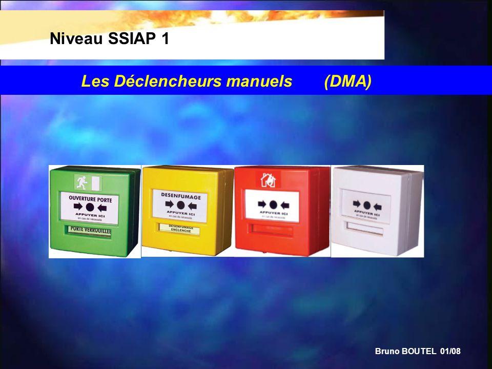 Les Déclencheurs manuels (DMA)