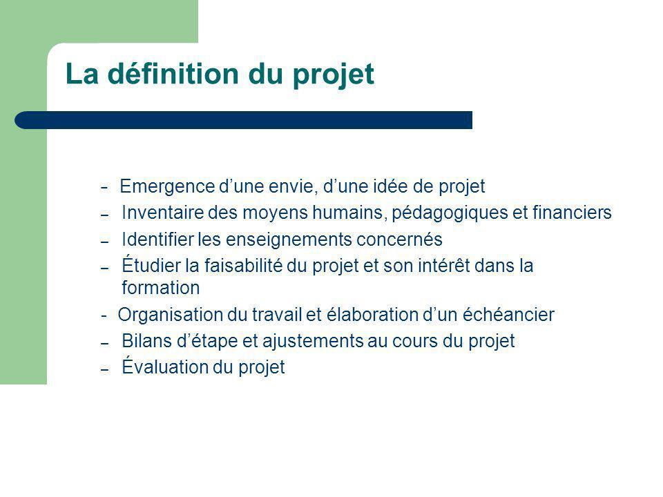 Connu La définition du projet - ppt télécharger BD56