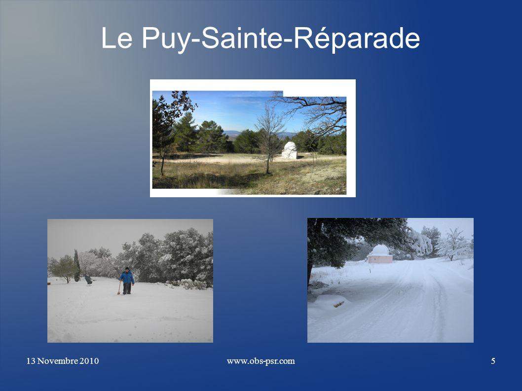 Le Puy-Sainte-Réparade