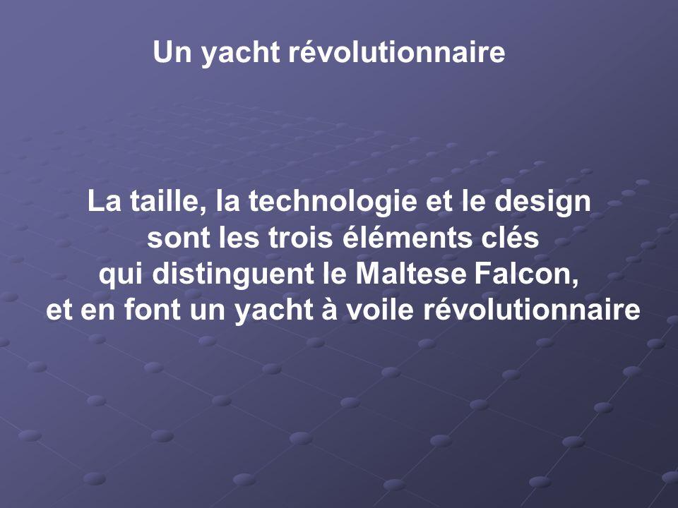 Un yacht révolutionnaire
