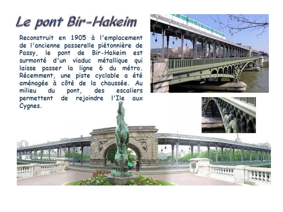 Le pont Bir-Hakeim