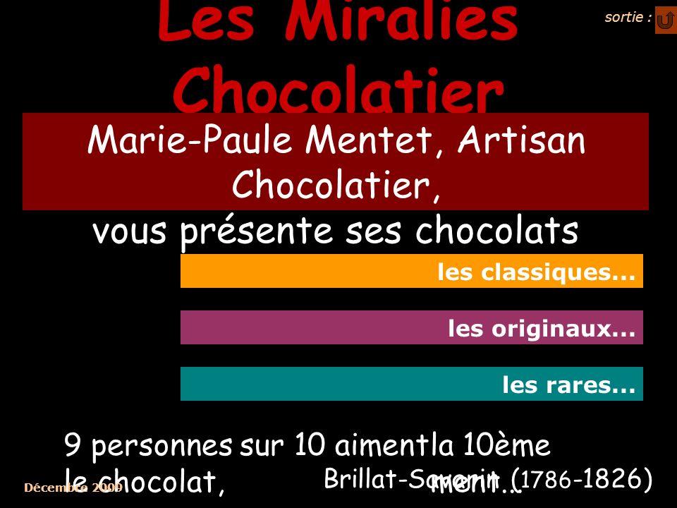 Les Miralies Chocolatier