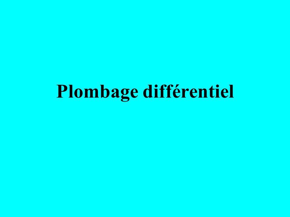 Plombage différentiel