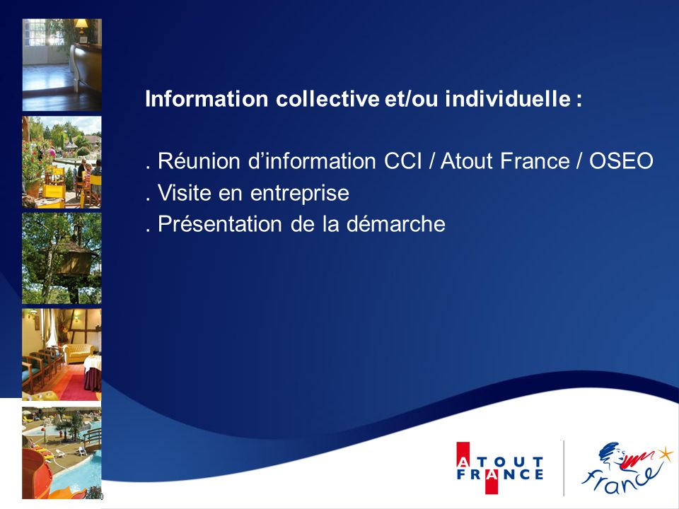 Information collective et/ou individuelle :