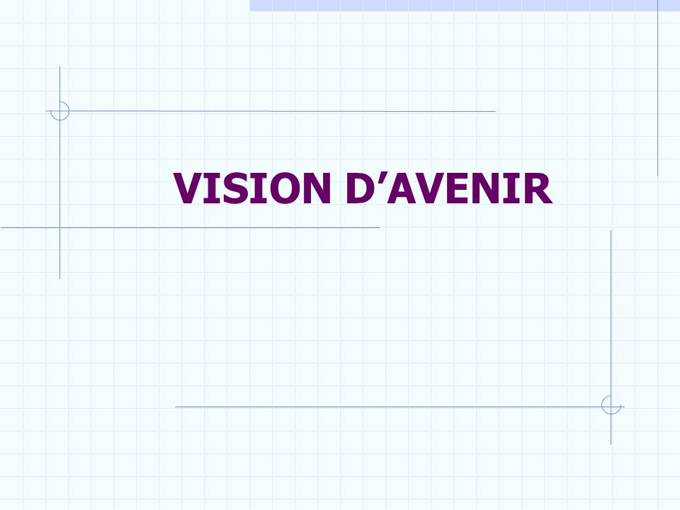 VISION D'AVENIR