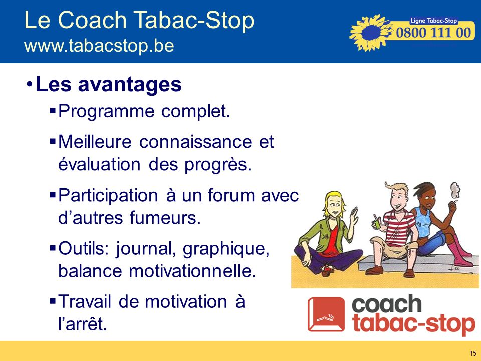 Le Coach Tabac-Stop