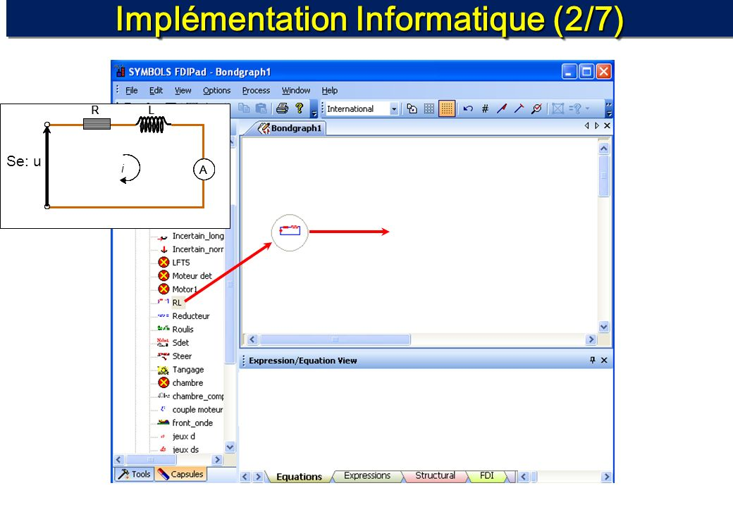 Implémentation Informatique (2/7)
