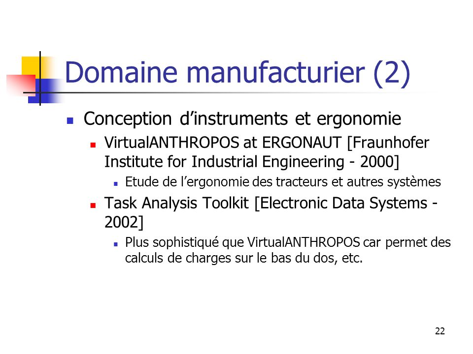 Domaine manufacturier (2)