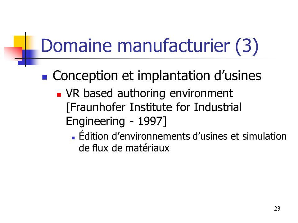 Domaine manufacturier (3)