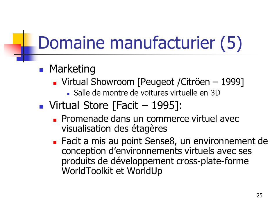 Domaine manufacturier (5)