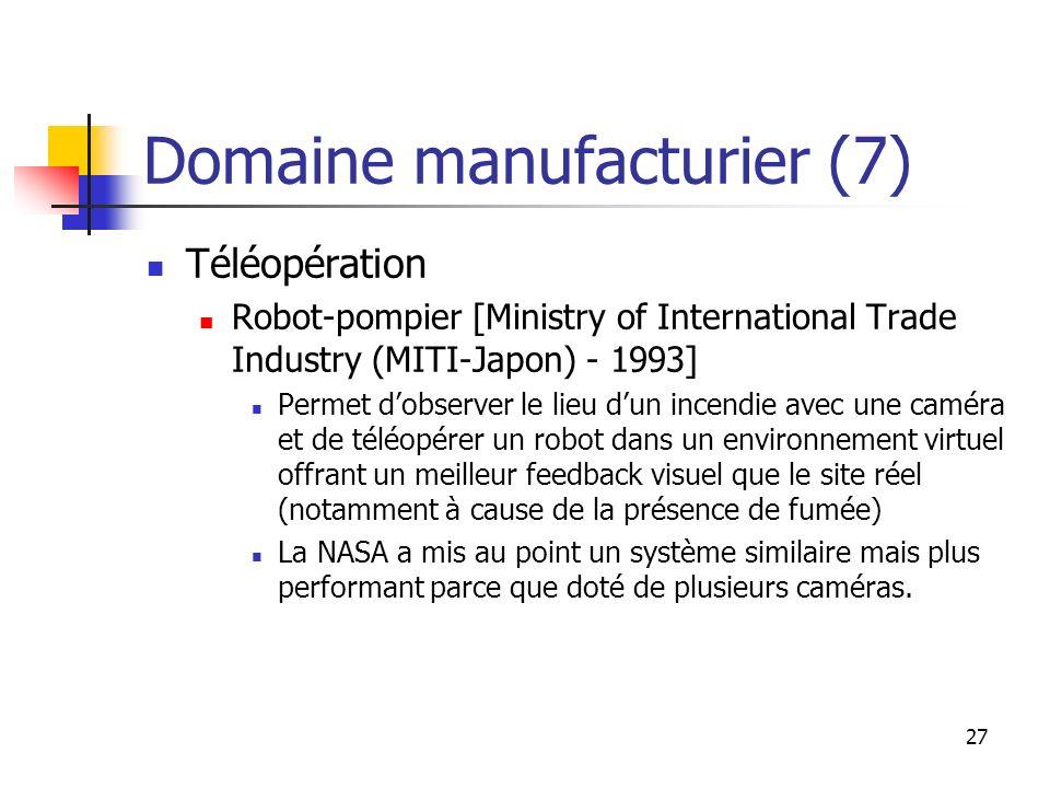Domaine manufacturier (7)