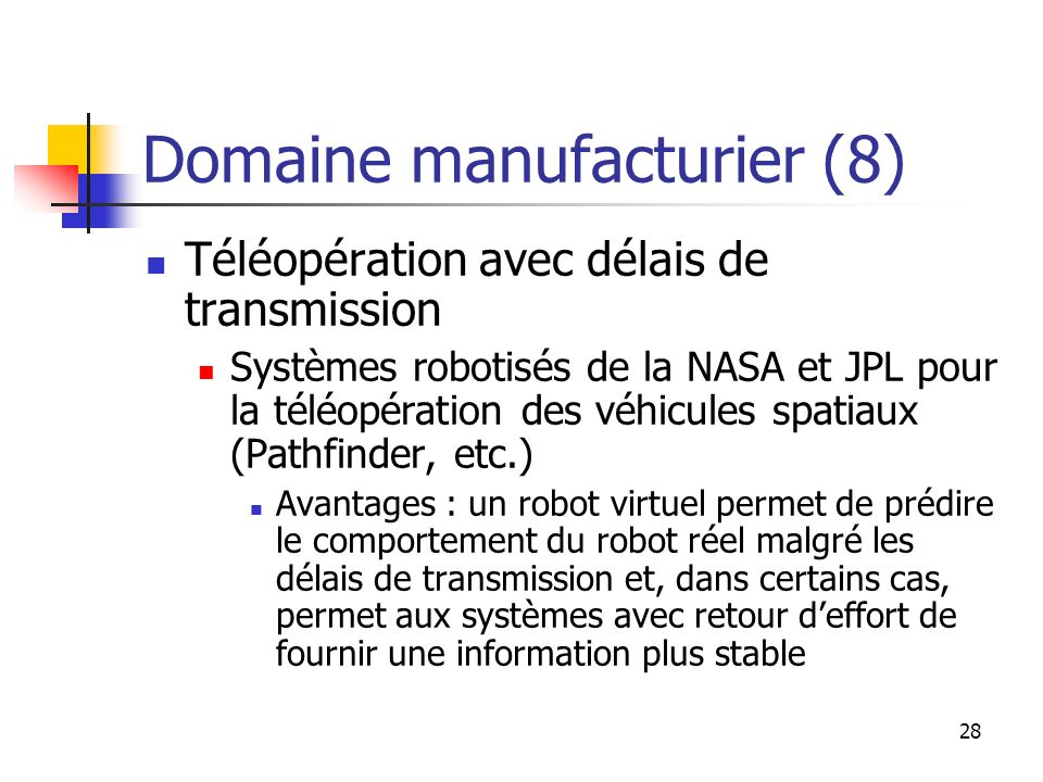 Domaine manufacturier (8)