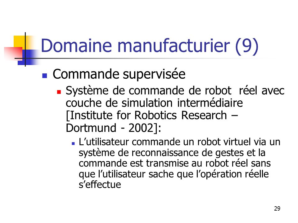 Domaine manufacturier (9)