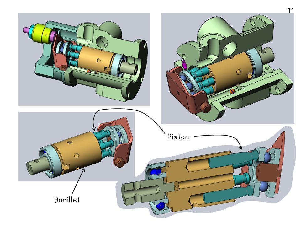 Piston Barillet