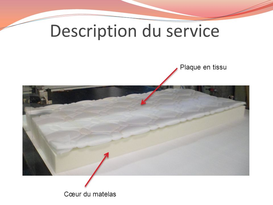 Description du service