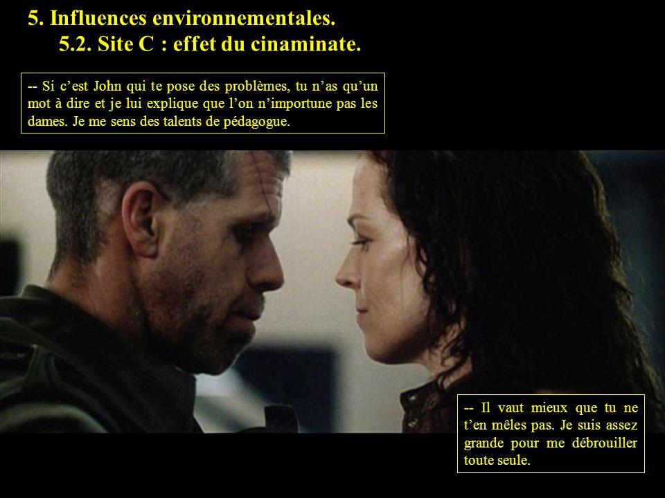 5.2 5. Influences environnementales.