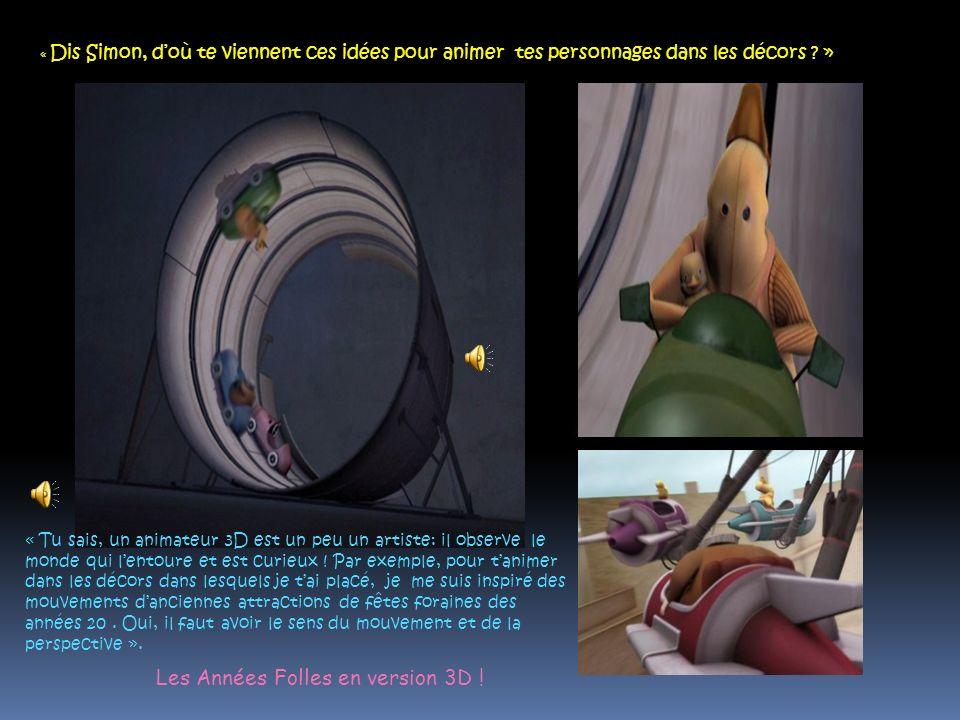 Les Années Folles en version 3D !