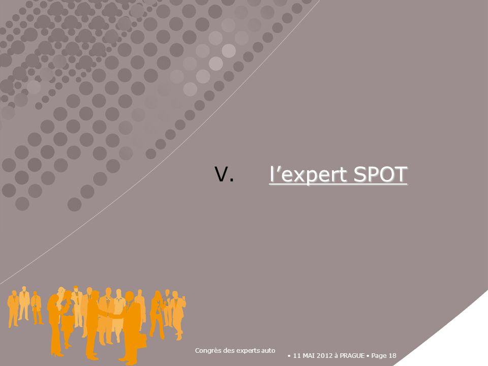 l'expert SPOT