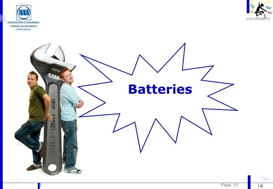 Batteries Page: 10
