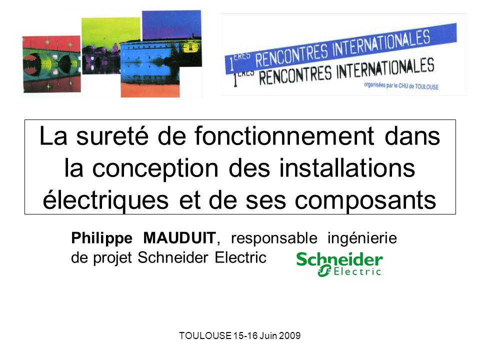 Philippe MAUDUIT, responsable ingénierie de projet Schneider Electric