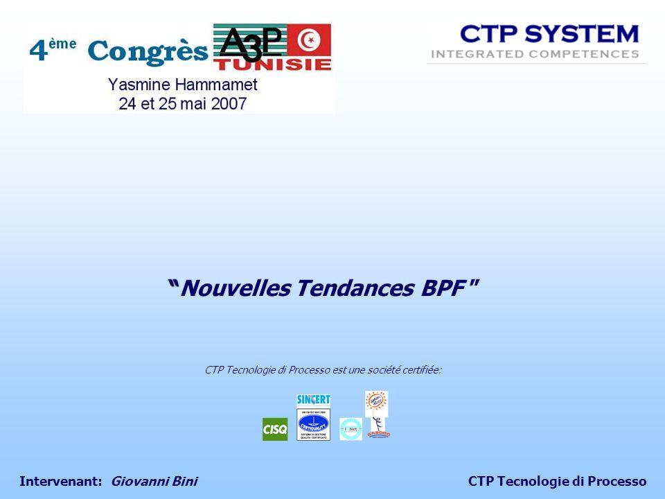 Nouvelles Tendances BPF