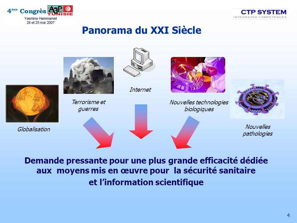 et l'information scientifique