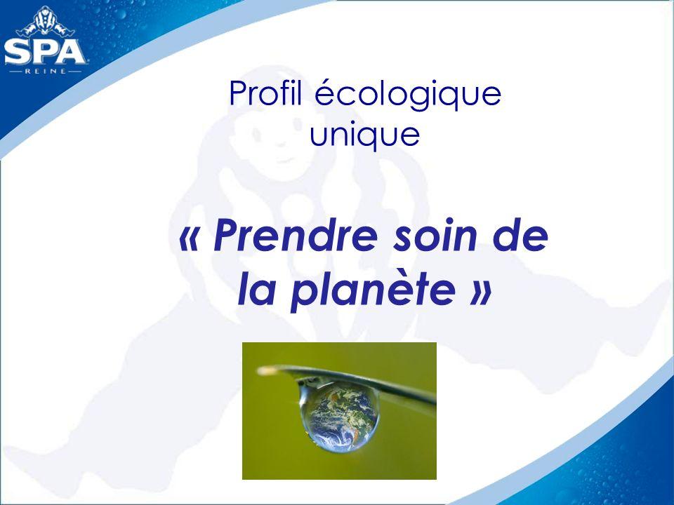 « Prendre soin de la planète »