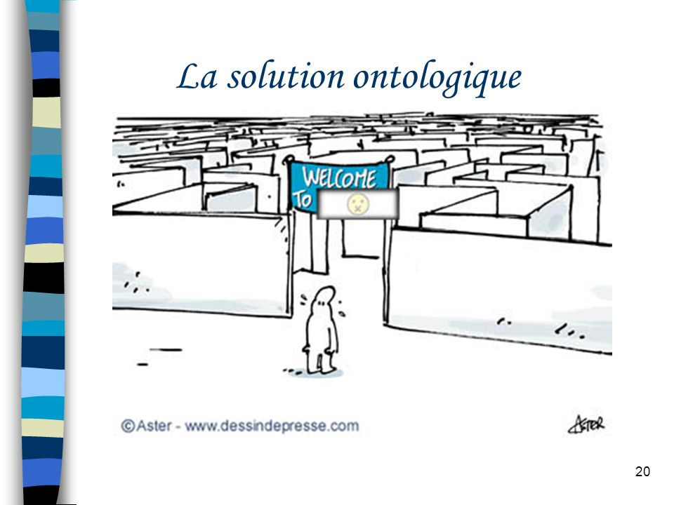 La solution ontologique
