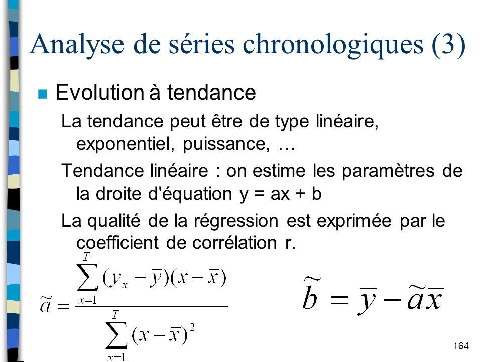 Analyse de séries chronologiques (3)