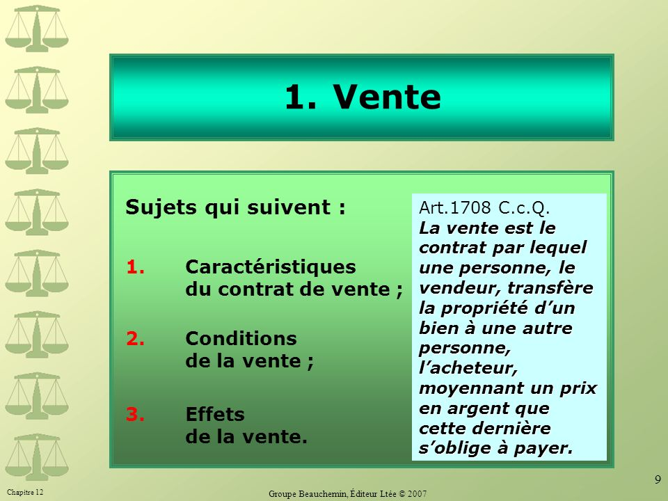 Groupe Beauchemin, Éditeur Ltée © 2007