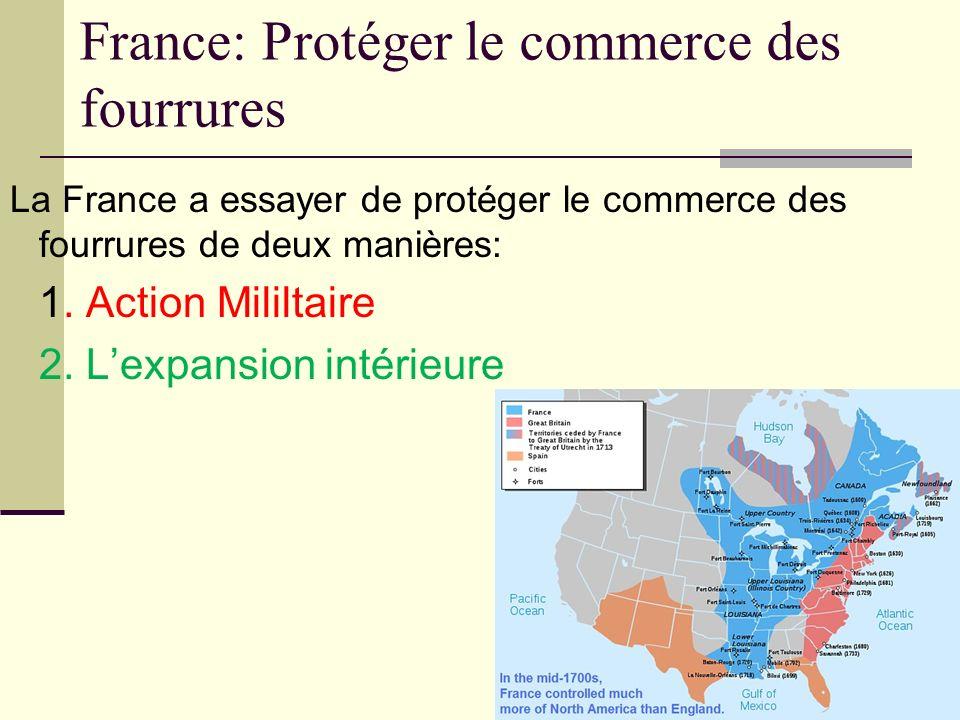 France: Protéger le commerce des fourrures