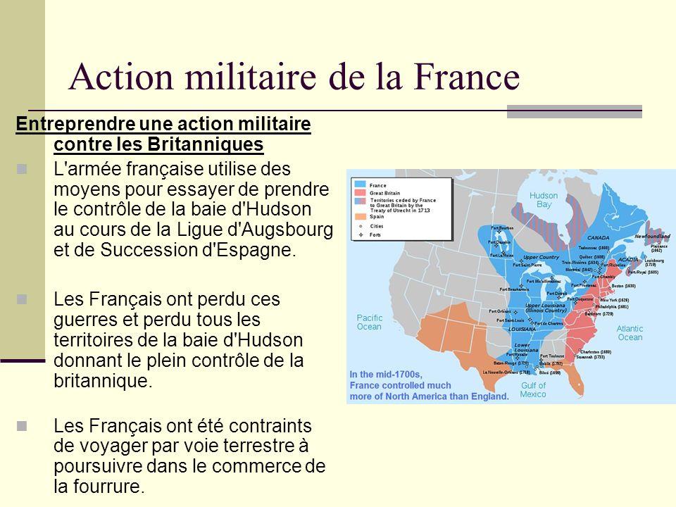 Action militaire de la France