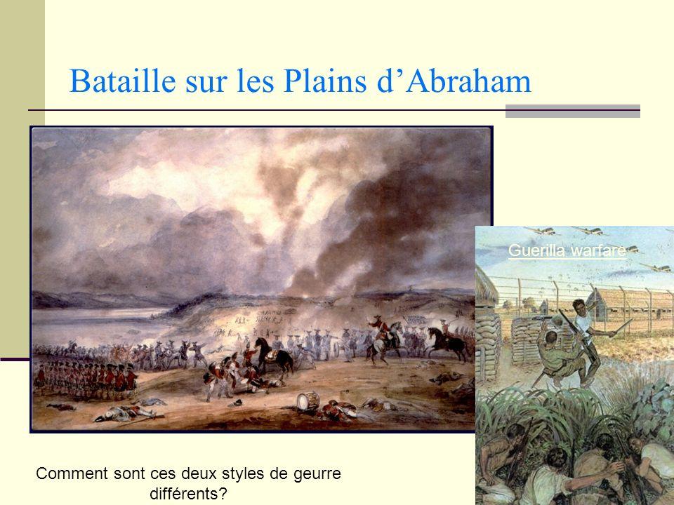 Bataille sur les Plains d'Abraham