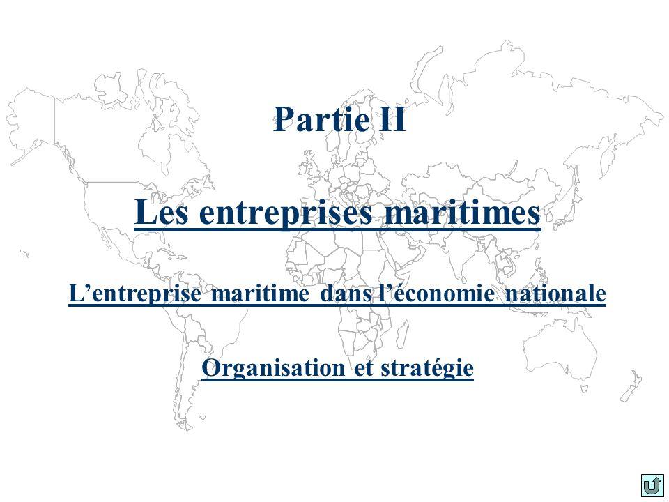 Partie II Les entreprises maritimes