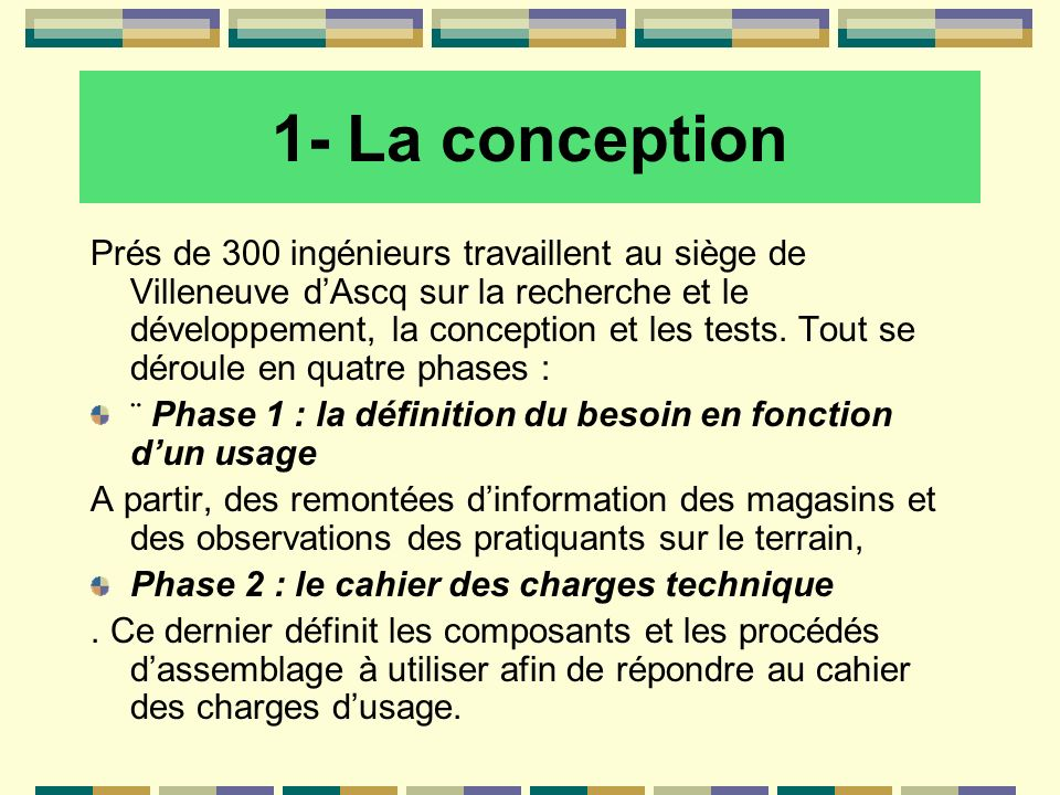 Analyse d une organisation ppt video online t l charger - Definition cahier des charges ...