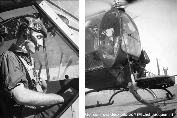 Qui sont ces deux pilotes (Michel Jacquemin)