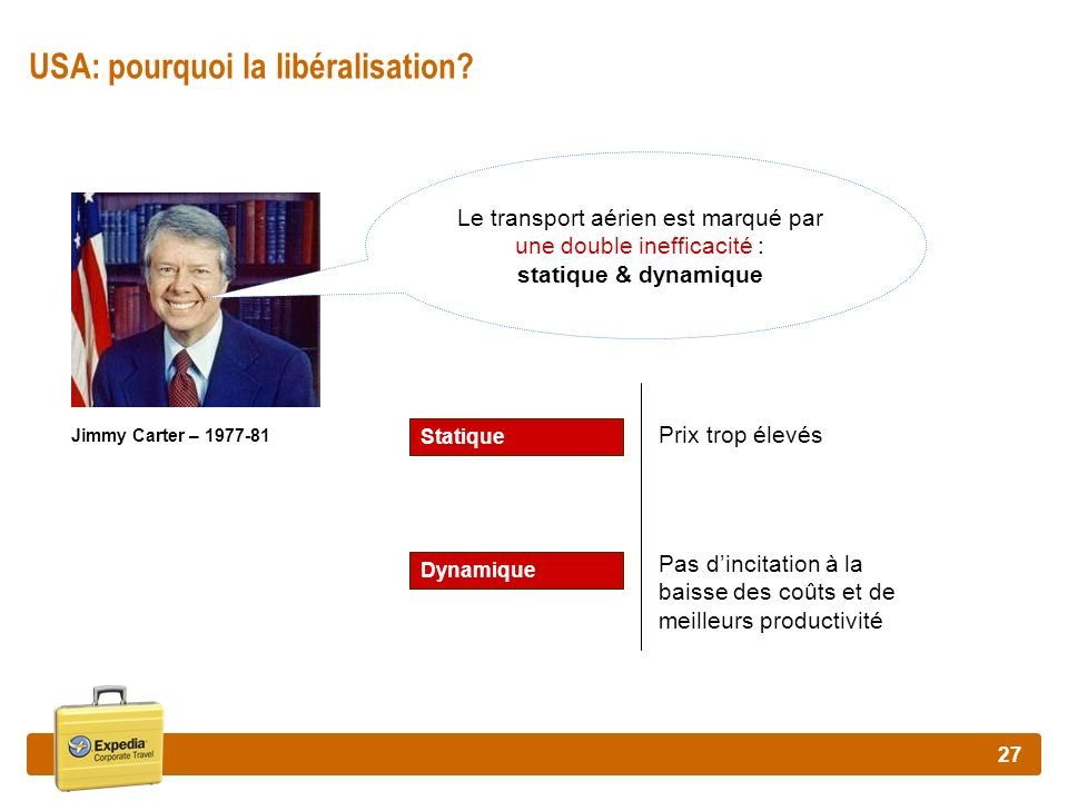 USA: pourquoi la libéralisation