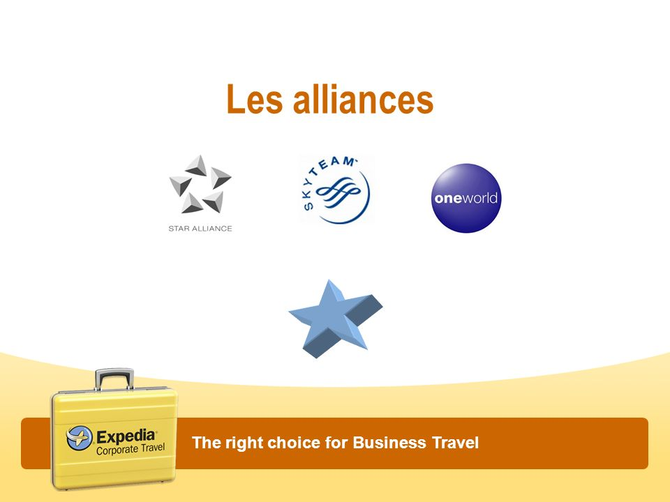 The right choice for Business Travel
