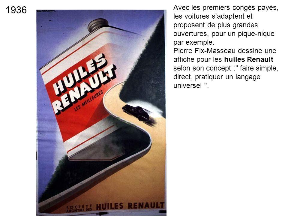 1928 coulon r u00e9alise une affiche pour les camions renault
