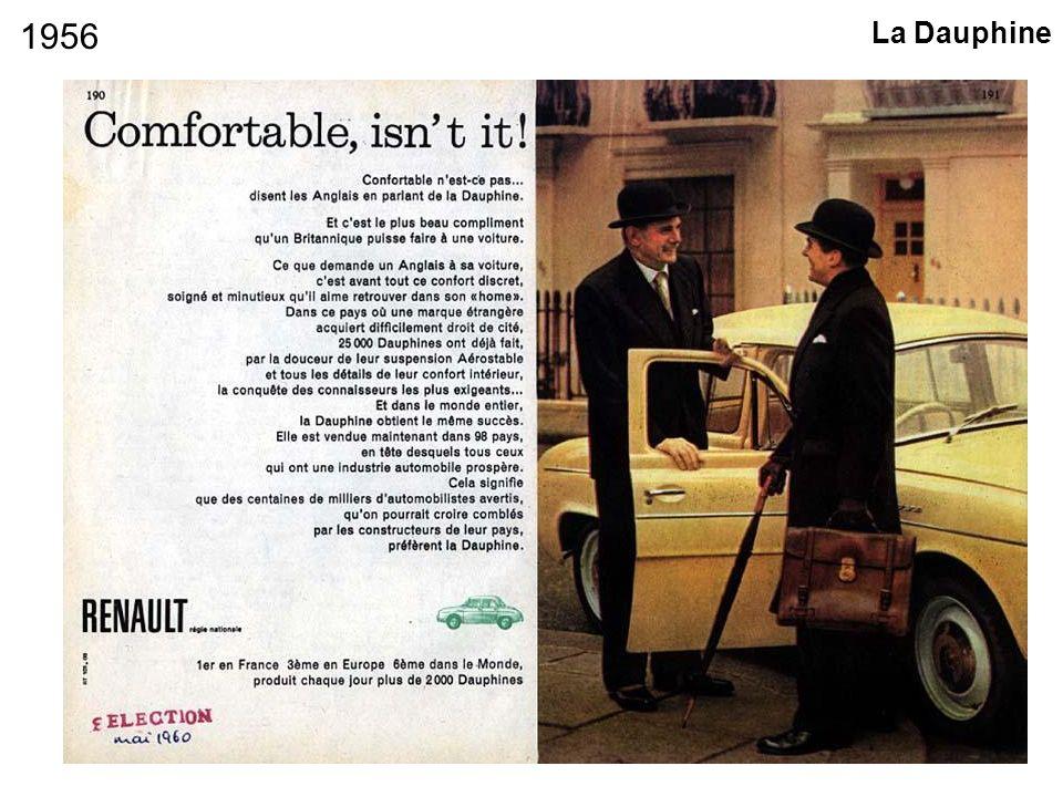 1956 La Dauphine