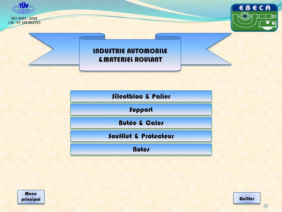 INDUSTRIE AUTOMOBILE &MATERIEL ROULANT