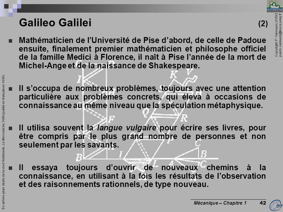 Galileo Galilei (2)