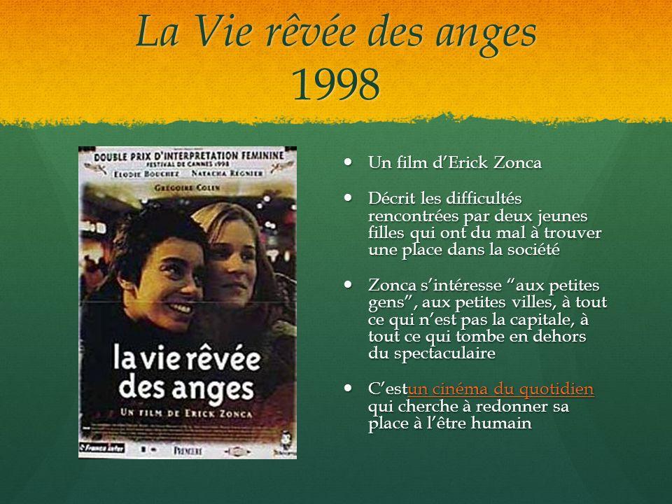 La Vie rêvée des anges 1998 Un film d'Erick Zonca