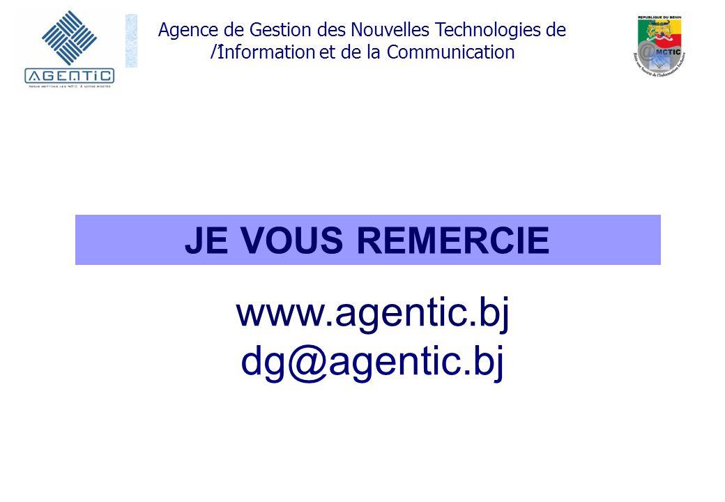 www.agentic.bj dg@agentic.bj
