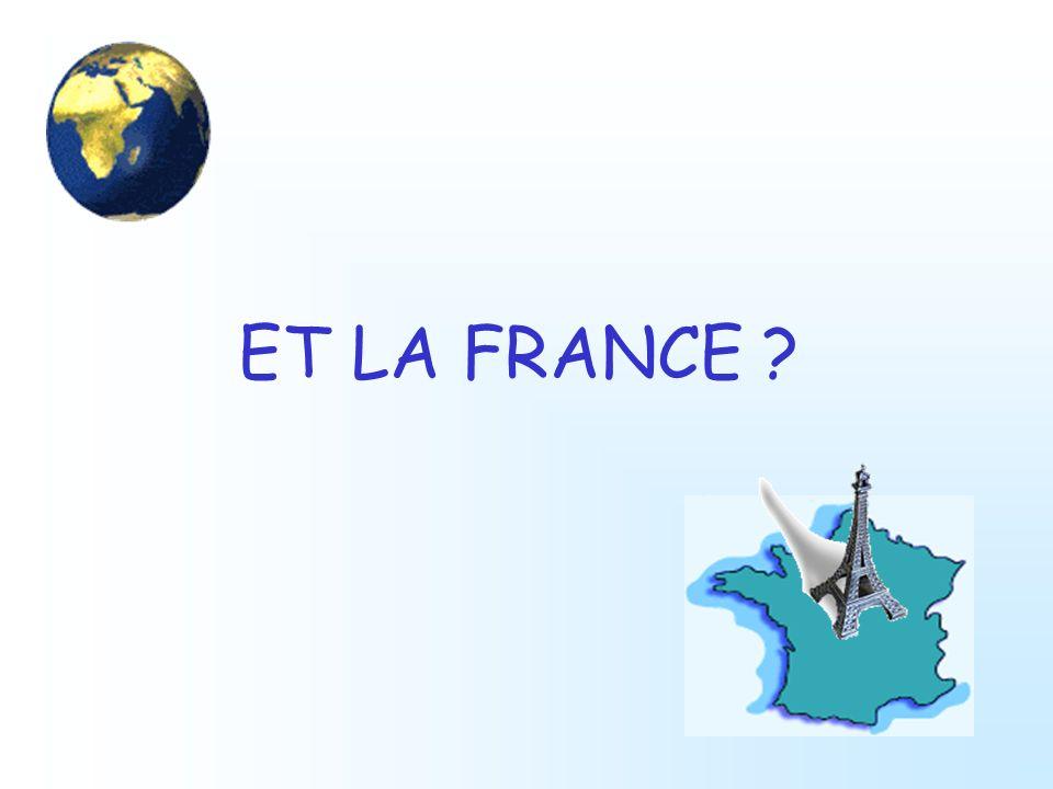 ET LA FRANCE