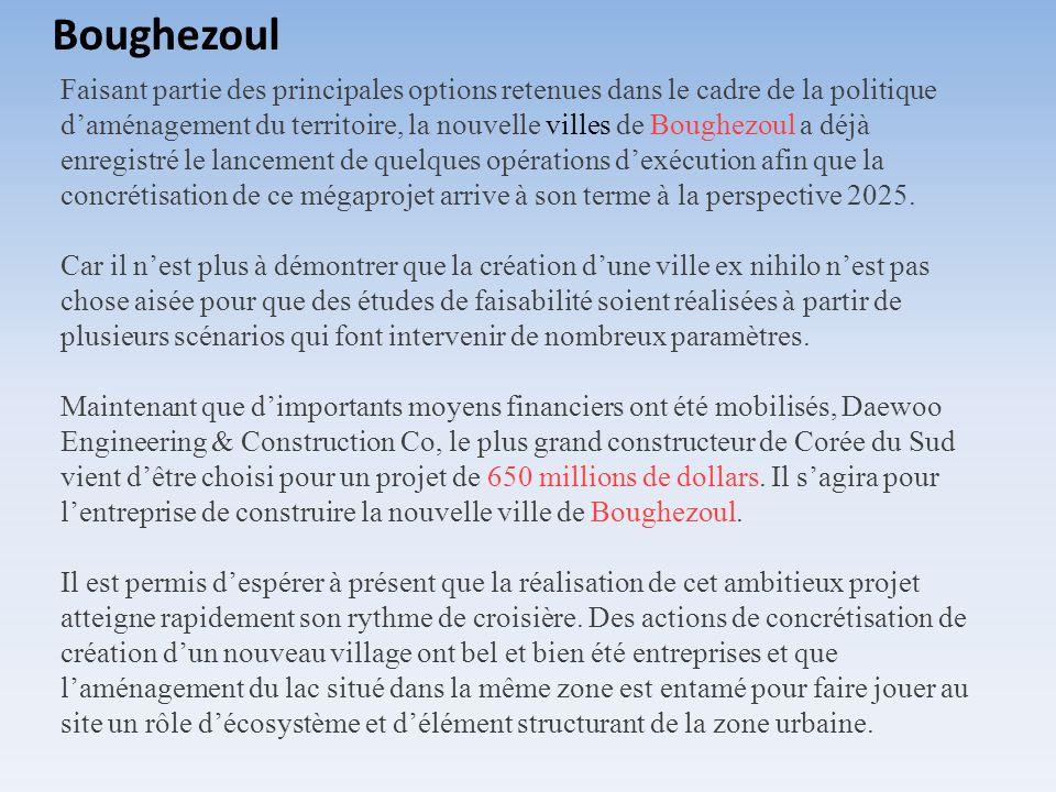Boughezoul