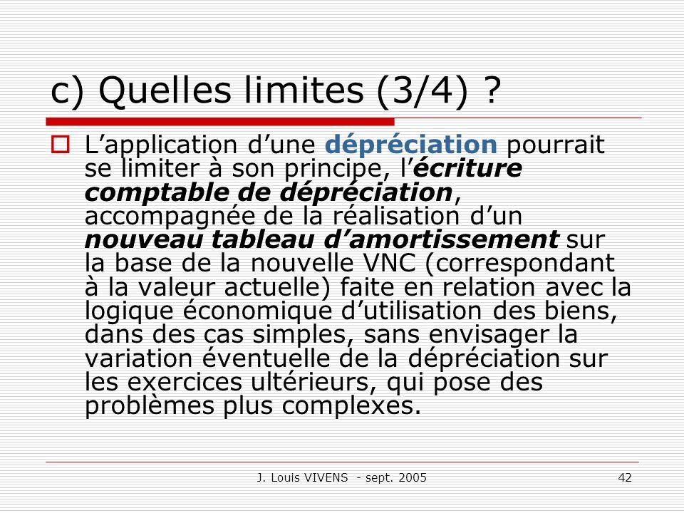 c) Quelles limites (3/4)