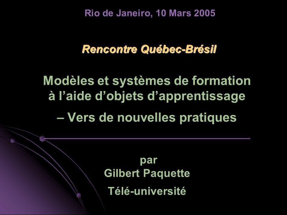 Rio de Janeiro, 10 Mars 2005