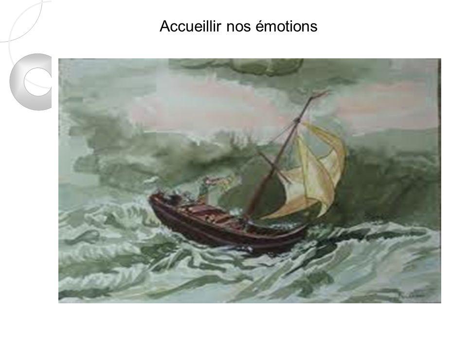 Accueillir nos émotions